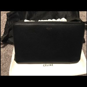 Authentic Céline wallet